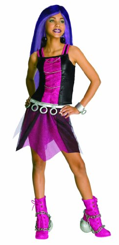 Rubies 3 881363 - Costume da Spectra Vondergeist - Monster High, Taglia M