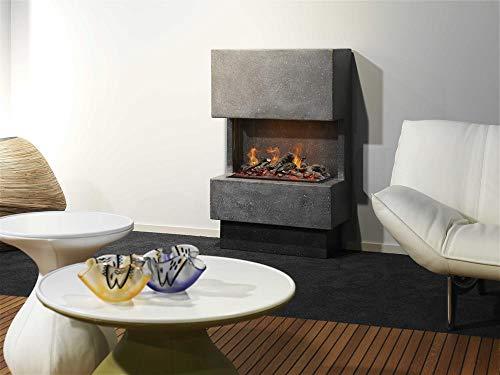 Bester der welt Elektrischer Kamin mit Dampf, elektrischer Dampfkamin (einfach – 119 x 75 x 35 cm)