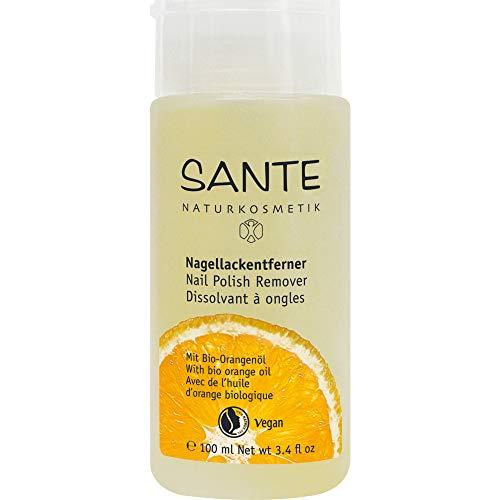Sante Bio Nagellack-Entferner (2 x 100 ml)