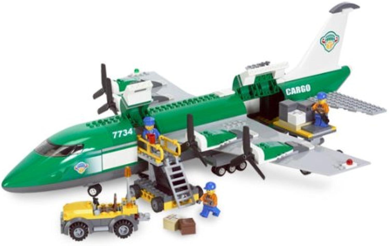 LEGO City 7734  Cargo Plane