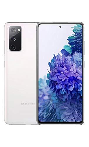 Samsung Galaxy S20 FE 5G (SM-G7810) グローバル版 (8GB+128GB) 6.5 inch/Dual SIM / 12+8+12MP Triple Camera/Google play/日本語対応/SIMフリー (Cloud White/クラウドホワイト)