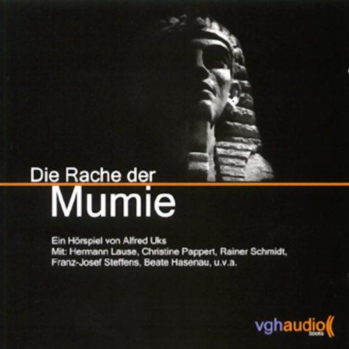Die Rache der Mumie audiobook cover art