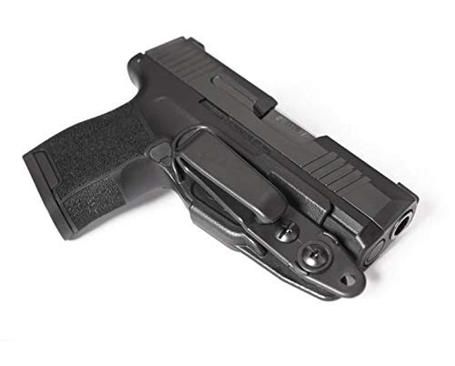 Raven Concealment Vanguard 2 VG2 with Overhook IWB Tuckable Trigger Guard Holster for Sig Sauer P365