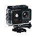 """SJCAM SJ4000 (versión española) - Videocámara Deportiva (LCD, 2"""", 1080p, 30 fps, Sumergible), Color Negro (Reacondicionado Certificado)"""