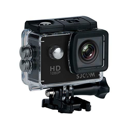 SJCAM SJ4000 Sport-Camcorder (LCD, 2 Zoll, 1080p, 30 fps, wasserdicht) schwarz (Generalüberholt)