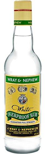 Wray & Nephew Overproof Rum (1 x 0.7 l)