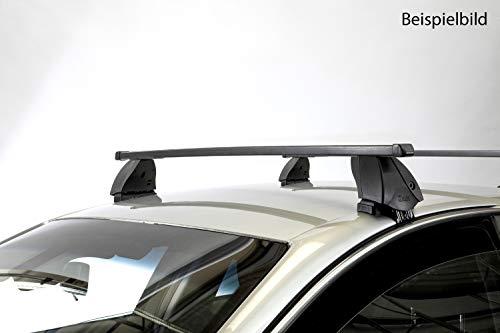 Dachträger K1 MEDIUM kompatibel mit Volkswagen Golf VII (5G) (5Türer) ab 12