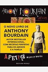 Apetites Um Livro de Receitas (Portuguese Edition) Paperback