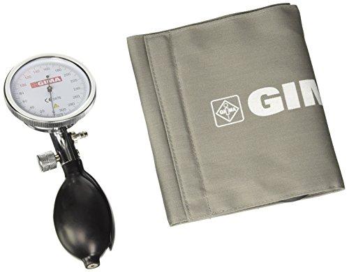 Sirio Shygmomanometer, professionele bloeddrukmeter, zwarte manchet en tas