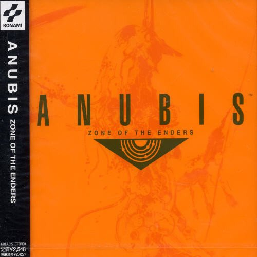 ANUBIS ZONE OF THE ENDERS ORIGINAL SOUNDTRACK