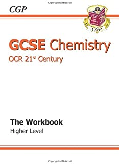 GCSE Chemistry OCR 21st Century Workbook -Higher