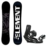 5th Element Forge Wide Snowboard and Stealth 3 Binding Package 2020 2020-158cm Wide/Large-XLarge