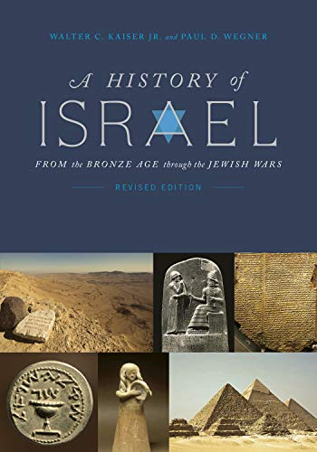 Image of A History of Israel: From the Bronze Age through the Jewish Wars