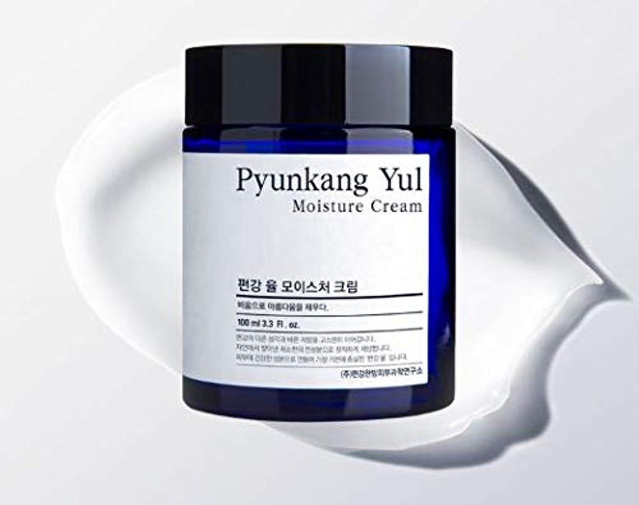 連帯製造配当[Pyunkang Yul] Moisture Cream 100ml /モイスチャークリーム 100ml [並行輸入品]