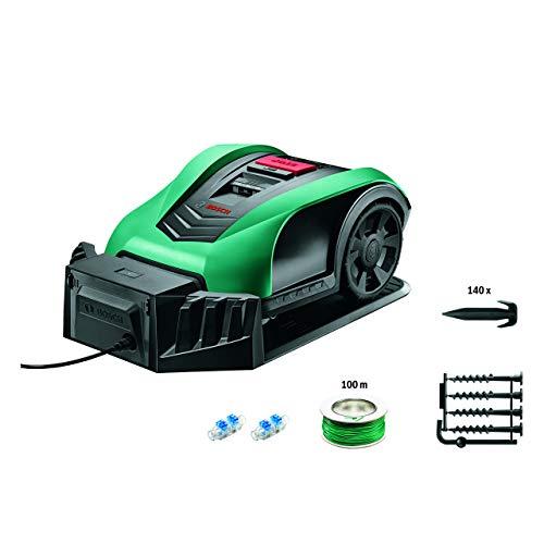 Tondeuse robot connectée Bosch - Indego S+350 (contrôle ave