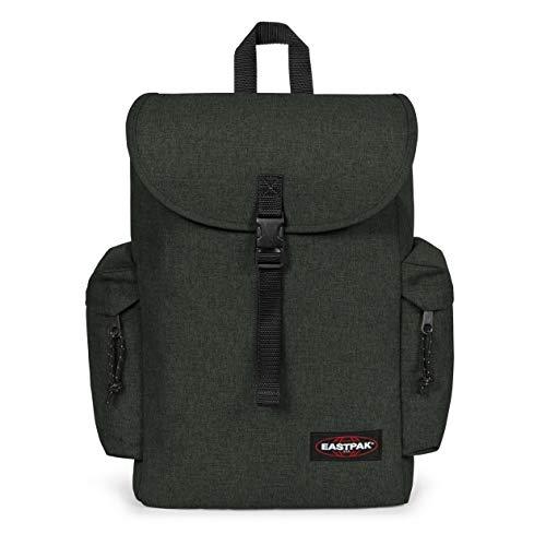 Eastpak Austin+ Backpack, 42 cm, 18 L, Green (Crafty Moss)