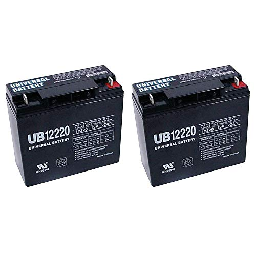 Great Features Of Universal Power Group 12V 22Ah Battery for Black Decker ELECTROMATE 400 Jump Start...