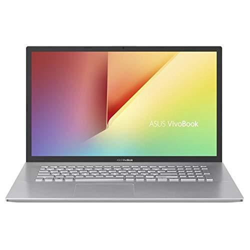 ASUS Vivobook 17 X712FA-BX704T Intel Core i3-10110U17.3pcs HD + 4Go 256Go NVMe SSD UHD Graphics Sacoche Souris W10H Argent 2a