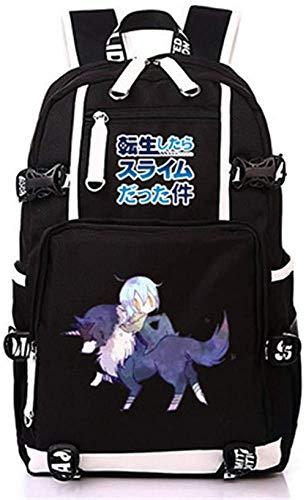 AUGYUESS Mochila DRTHR-4564 para disfraz de anime, regalo de anime, regalos de cosplay, para hombres y mujeres.