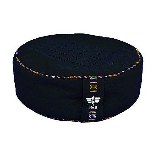 HAH Third Eye Meditation Cushion (Black)