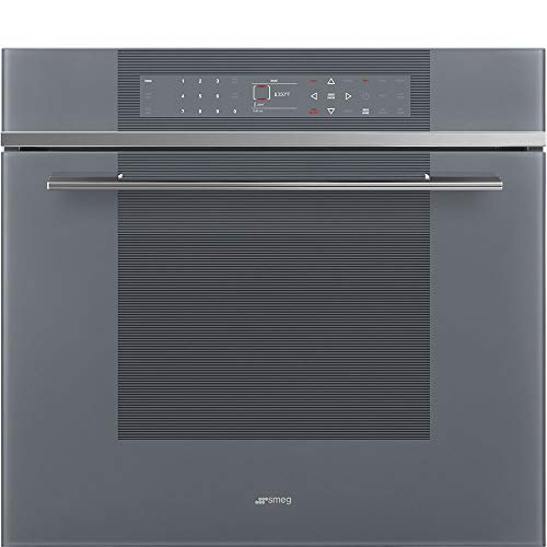 Smeg SOU130S1 Linea Aesthetic Multi-Function Convection Oven with 4.45 Cu. Ft Capacity, 30-Inches