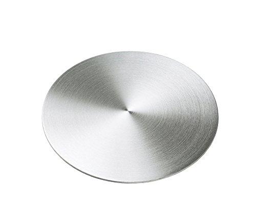Spring 2829850018, Disco in Alluminio per scaldavivande fonduta, 18,5 cm