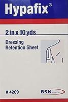PT# 4209 SMITH & NEPHEW Tape Hypafix 2x10yd Smth 24/CS by Smith & Nephew