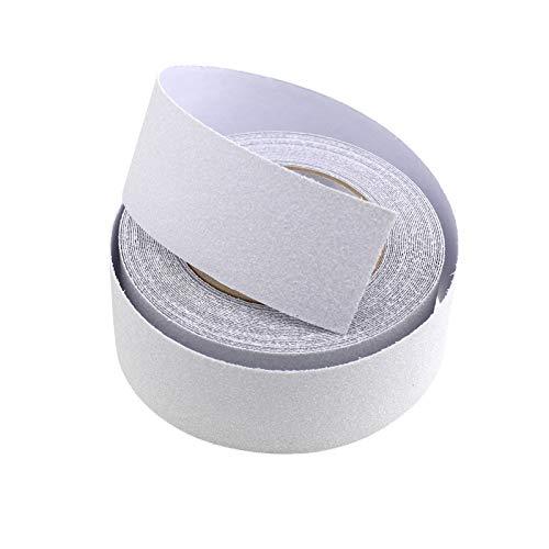 ENET Veiligheid Anti-Slip Tape Lijm Achterkant Anti-Slip/Skip Tapes Transparant voor Trappen Draden Vloeren Badkamer 10m