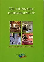 Dictionnaire d'hébergement de Hélène Enhart