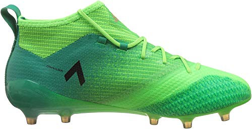 adidas ACE 17.1Primeknit FG - Herren Fußballschuhe, grün–(Versol/Negbas/Verbas) 46