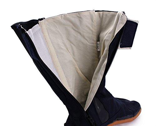竹匠『ファスナー足袋(TZ-128)』
