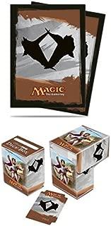 BUNDLE: Magic: the Gathering - Khans of Tarkir - Abzan (Deck Box & 80 Sleeves)
