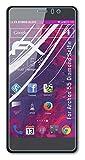 atFolix Glasfolie kompatibel mit Archos 55 Diamond Selfie Panzerfolie, 9H Hybrid-Glass FX Schutzpanzer Folie