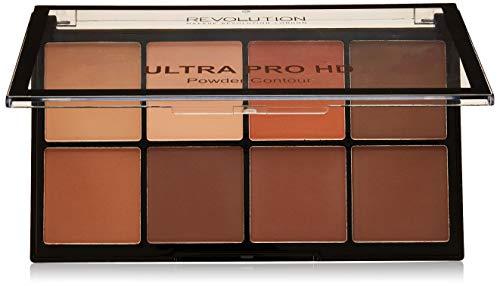 Makeup Revolution Ultra Pro HD Powder Contour Medium Dark