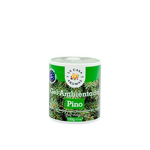 lacasadelosaromas Bote Ambientador Gel Aroma (Pino)
