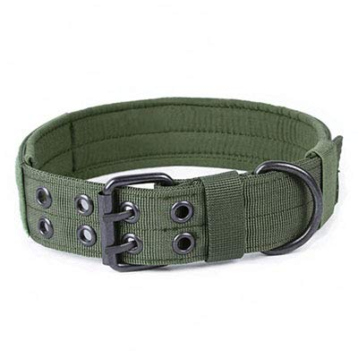 Hoang Collars – cm Width Durable Nylon Dog Collar Outdoor Tactical Training Collar Pet Military Collar Dog Police Pet Products Wholesale – von 1 Stück