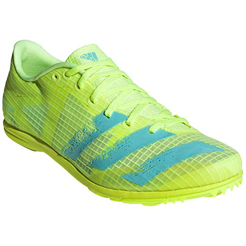 adidas Distancestar w, Zapatillas de Running Mujer, AMALRE/AGUCLA/NEGBÁS, 41 1/3 EU