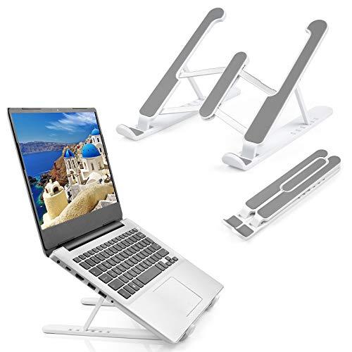 "XiYee Laptop Stand Soporte Portatil, Soporte Portátil, Ergonomic 6 Ángulos Adjustable Laptop Stand Soporte Mesa para Macbook DELL XPS, HP, PC y Otros 10-15.6"" Portatiles (B)"