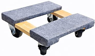 Best carpeted 4 wheel dolly Reviews
