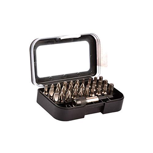 Set Puntas Para Atornillar 31 Pz Con Dado Magnetico Maki