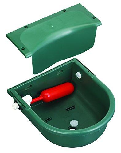 Abbeveratoio in plastica a livello costante con tappo per pulizia. Capacità: 3 litri. Umbria equitazione, cavallo, cavalli. VA00067