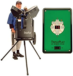 Sports Tutor Triple Play Pitching Machine (Baseball)