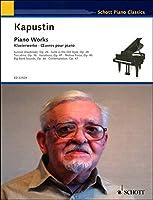 ED22929ニコライ・カプースチン ピアノ作品集 / ショット・ミュージック
