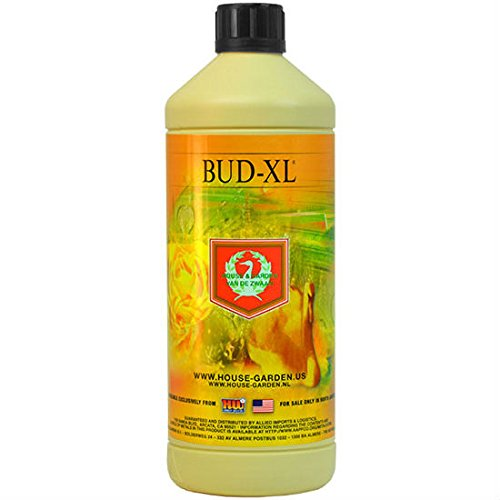 Stimulateur de Floraison House & Garden Bud XL (250ml)