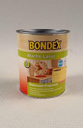 BONDEX Wachs-Lasur 0,75 L Farblos