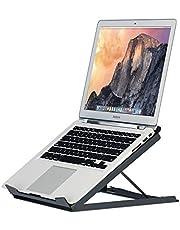 1homefurnitノートパソコンスタンド PCスタンド 高さ調整可能 軽量 高さ調整 11-15インチ対応 熱対策 折りたたみ式 姿勢改善 PC/MacBook/ラップトップ/iPad/タブレット用 1年保証