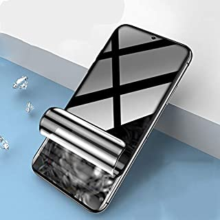 TOMMY-Phone Screen Protectors - Anti Spy Privacy Hydro Film For for Samsung Galaxy S20 Ultra Note 10 S20 Plus 3D Full Cove...