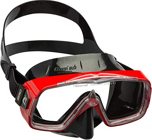 Cressi Sirena Mask - Premium Tauchmaske Erwachsene Unisex