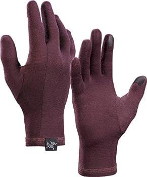 Arc teryx Gothic Glove | Touch Screen Compatible Wool Glove | Rhapsody Medium