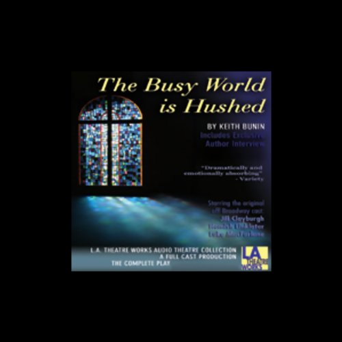 The Busy World Is Hushed copertina
